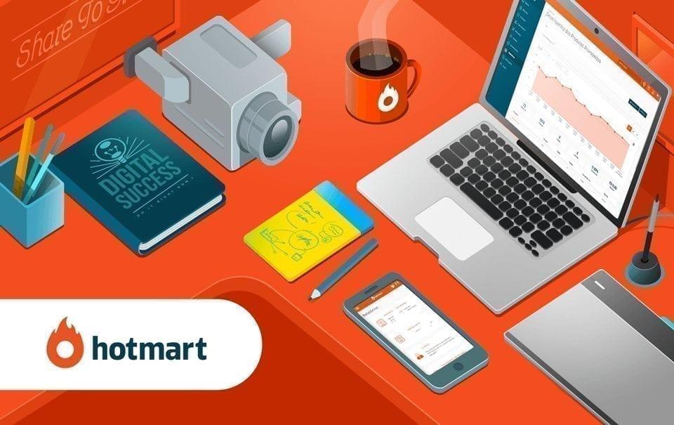 como ganhar dinheiro com a hotmart