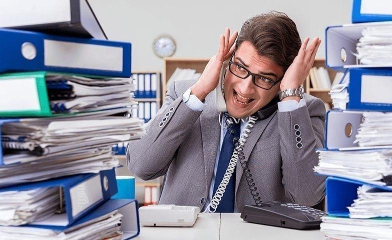 como superar a depressão no trabalho