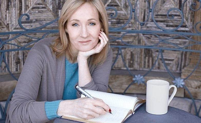 J. K. Rowling sofreu com a depressão