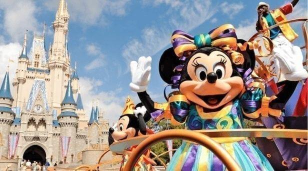 Planilha financeira para planejar sua viagem para a Disney