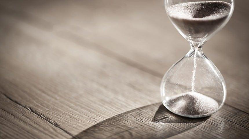 O tempo é seu vilão ou aliado?