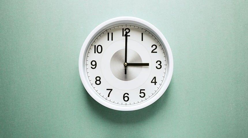 Como administrar o tempo para abrir um negócio online