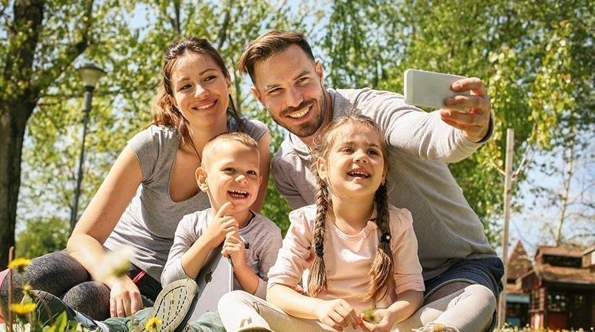 Como tornar o tempo com a família mais produtivo