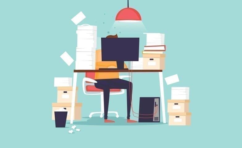 como reduzir o estresse no trabalho