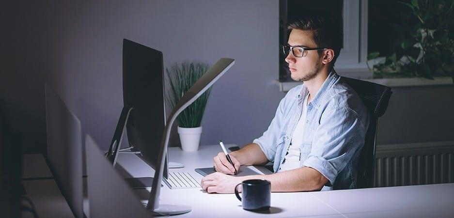 como ser mais focado no trabalho