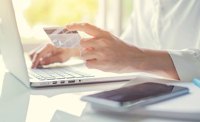 como usar o cartão de crédito