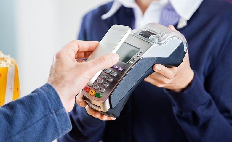 negociação pelo celular