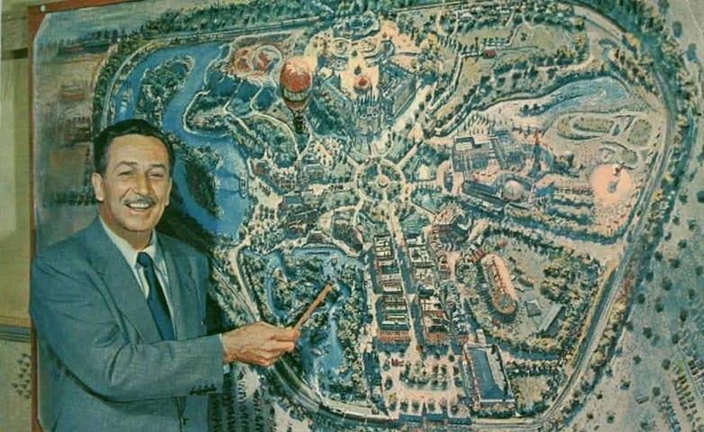 projeto da Disneyland 1