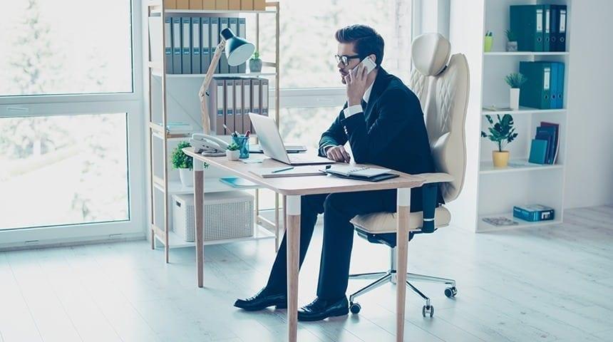 Dicas de ouro de saúde postural no trabalho em casa