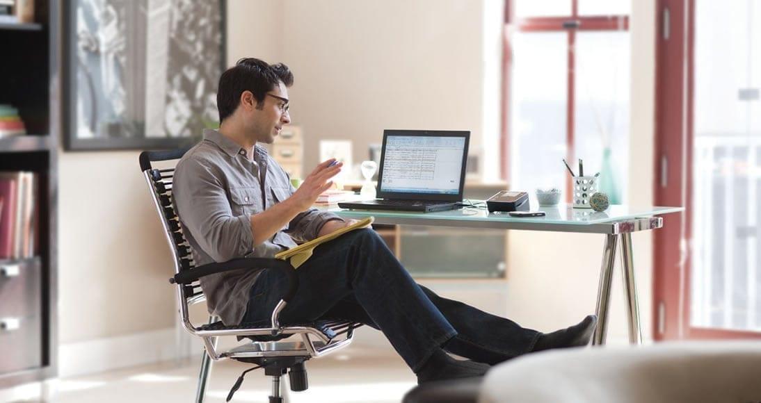 Os 7 desafios de como trabalhar em home office