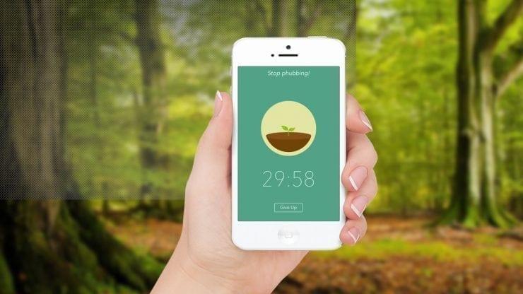 aplicativo forest 2