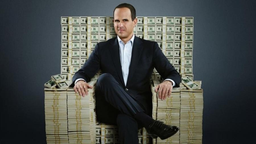 Os 5 maiores bilionários do Brasil d