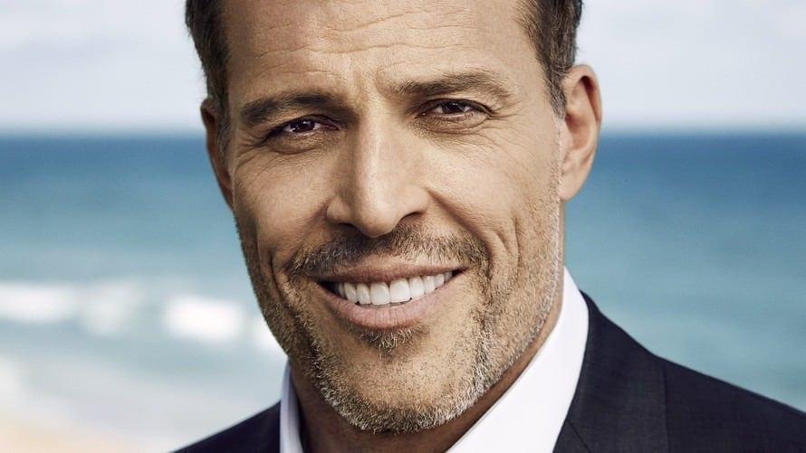 Top 10 segredos do Tony Robbins de como ter sucesso na vida