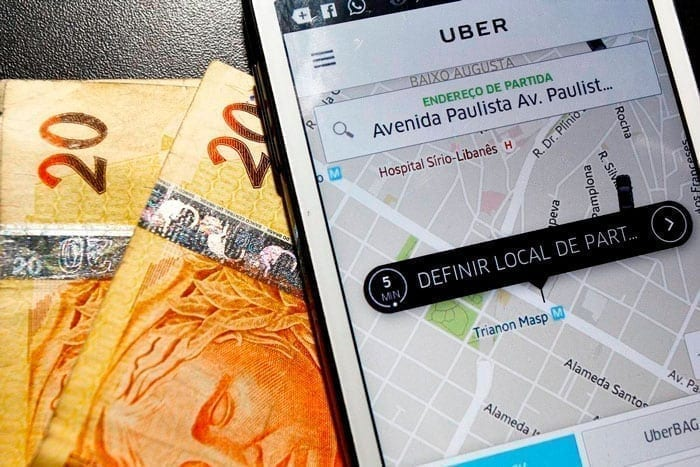 vale a pena trabalhar de uber
