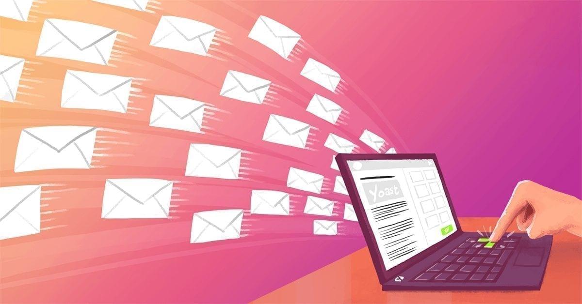 Como construir uma lista de e-mails