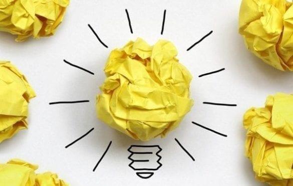 como tirar as suas ideias do papel D