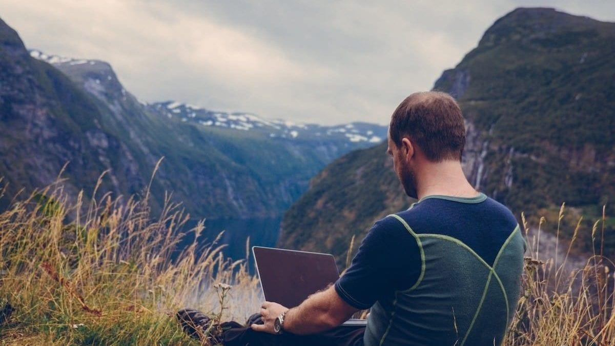 O que é o Nomadismo digital: tudo o que você precisa saber está bem aqui