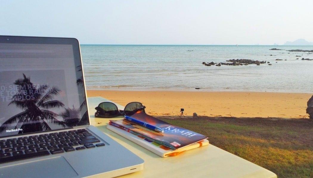 trabalhar enquanto viaja pelo mundo 1