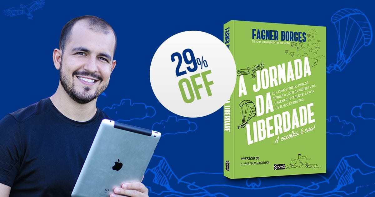 Livro Jornada da Liberdade + Audio Book com Desconto
