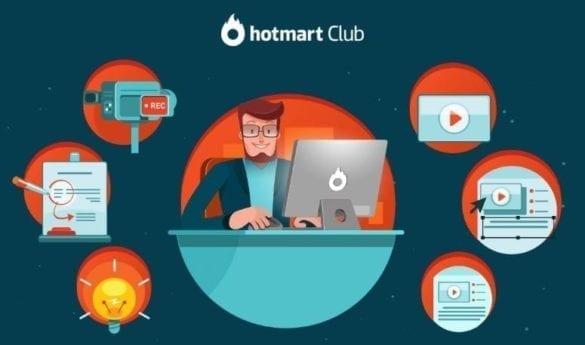 Como funciona a Hotmart Club D