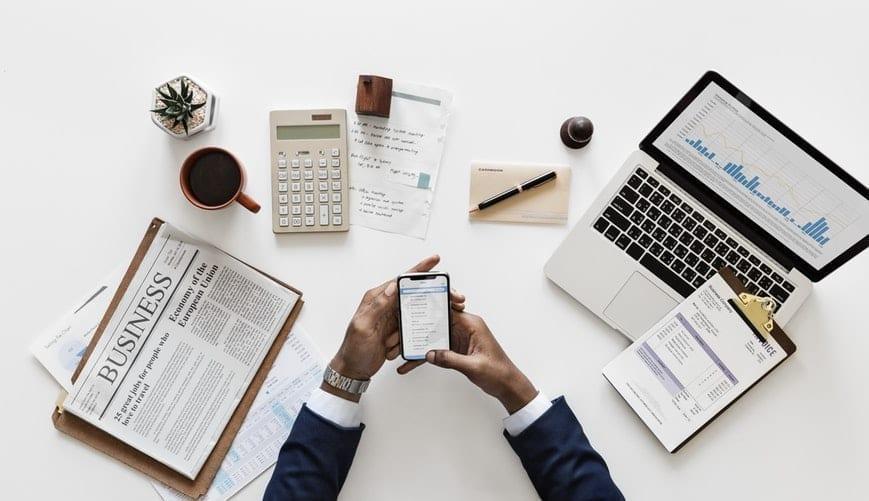 como calcular despesas com blog