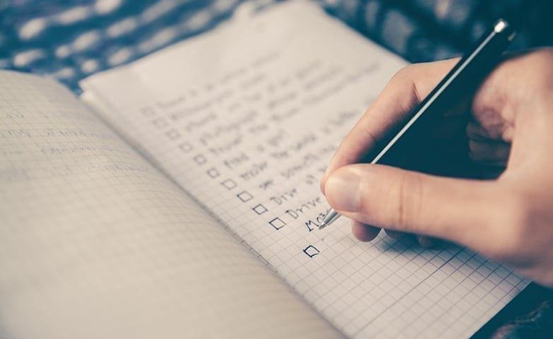 Metas e objetivos para aumentar a Motivação