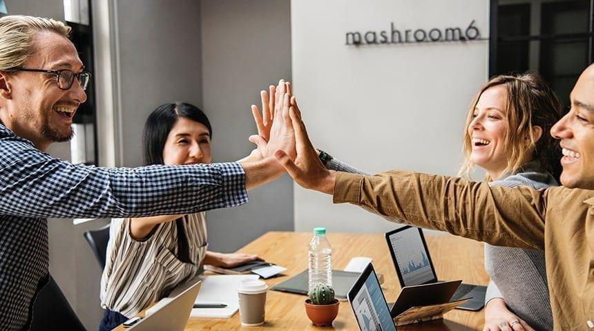 Como manter a motivação no ambiente de trabalho