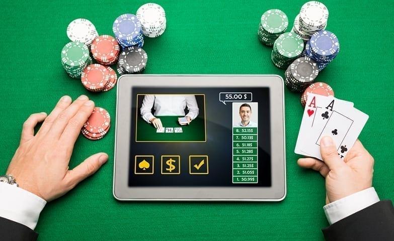 Jogue poker online para aumentar a renda