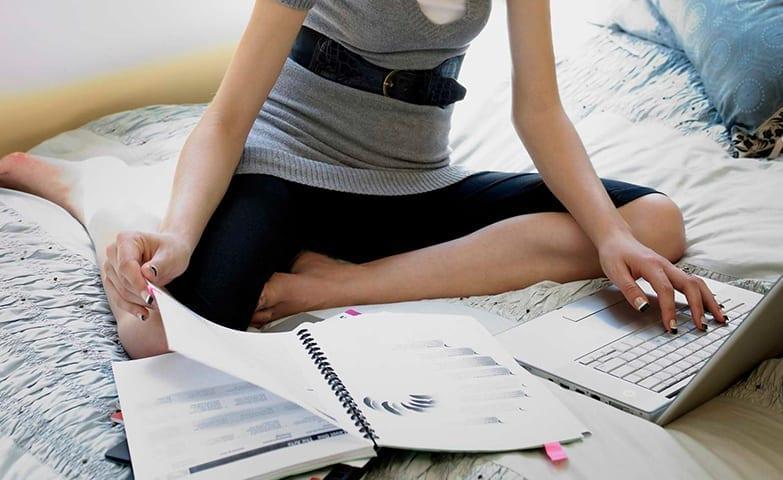 Planejando as tarefas e o tempo necessário para cada uma