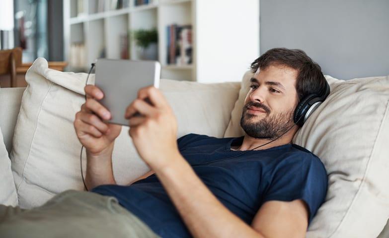 Músicas ajudam na concentração e em momentos de tensão