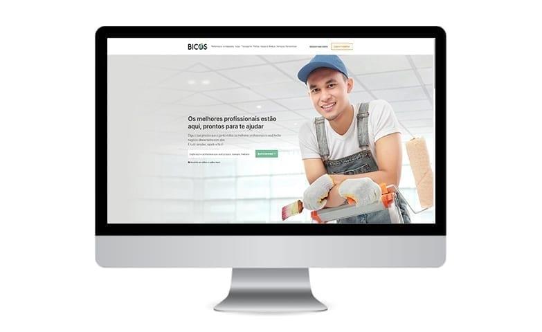 Site que oferece variados tipos de serviços para ter uma renda recorrente