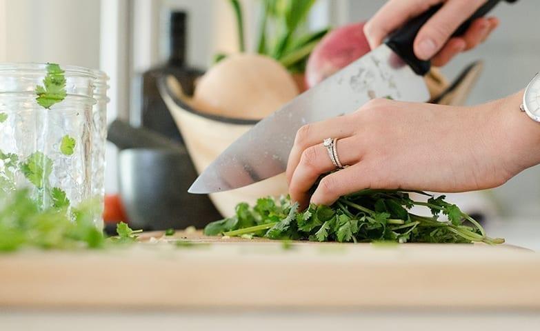 Cozinhe para outras pessoas
