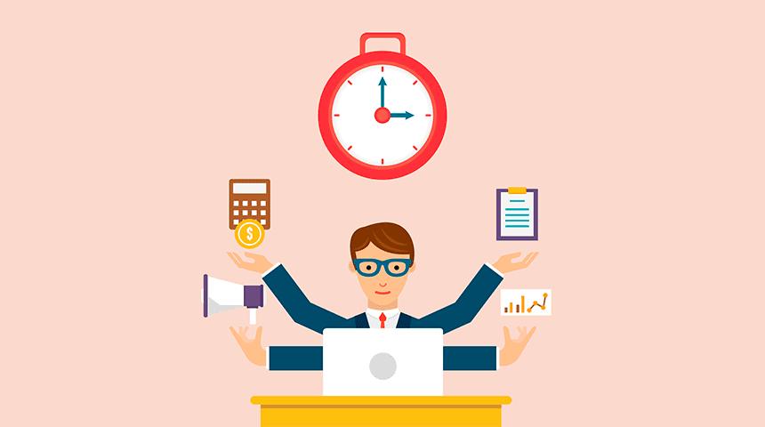 Produtividade e administração do tempo: encontre a solução